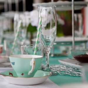 formal petite high tea