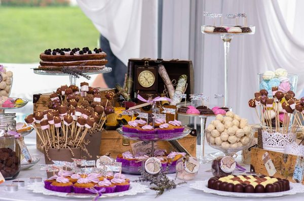 decadent dessert table gold coast brisbane