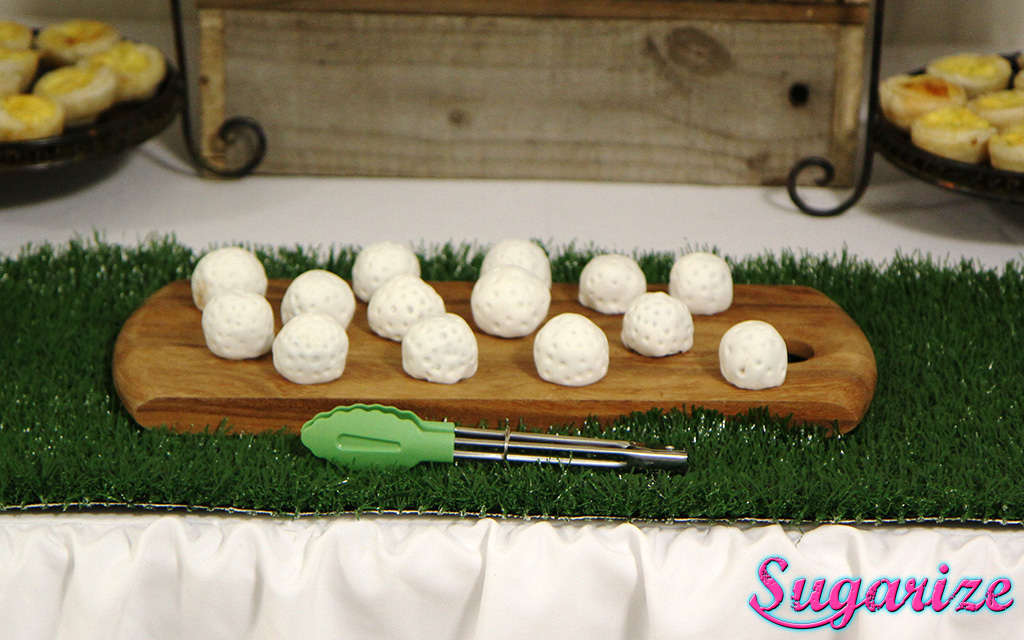 Prime Golf Themed Dessert Table Buffet Sugarize Sugarize Home Interior And Landscaping Pimpapssignezvosmurscom